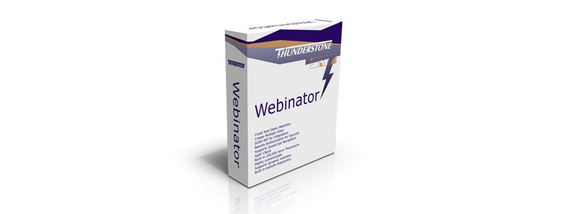 Thunderstone Releases Webinator™ Web Index & Retrieval System Version 13