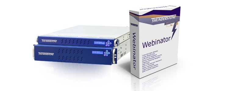 Thunderstone Releases Webinator™ Web Index & Retrieval System Version 6 and Search Appliance Version 8 (1)