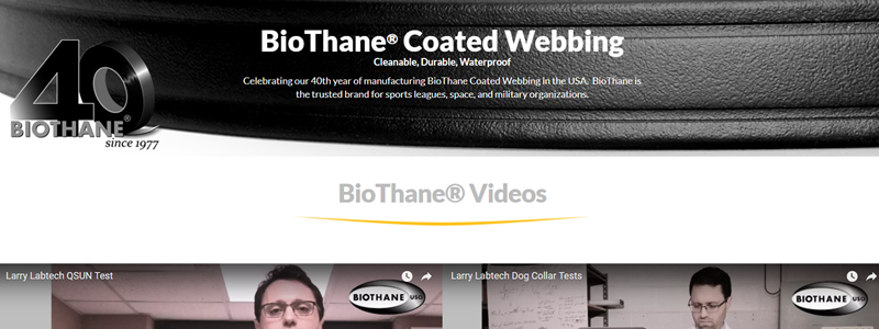 BioThane Finds the Right Google Site Search Replacement Through Thunderstone